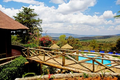MARA SOPA LODGE KENYA