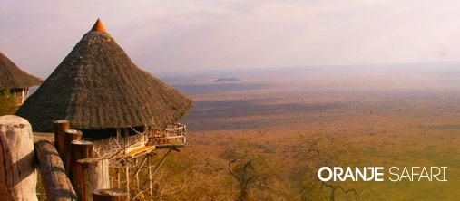 safari kenia lodge
