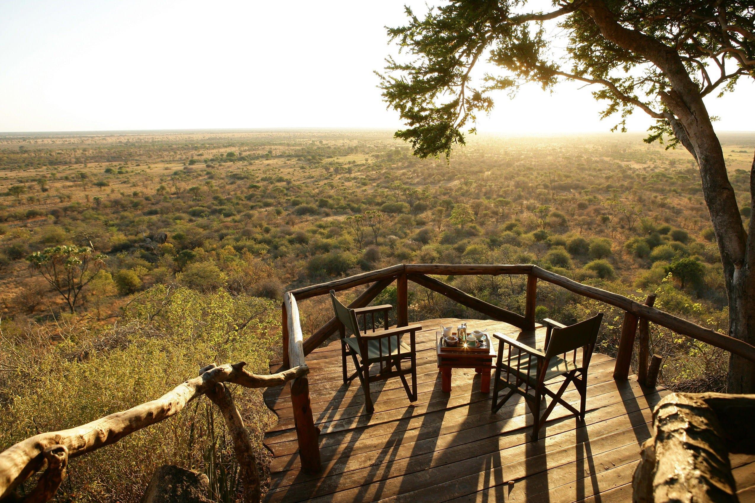 Meru National Park Kenya Safari Tours Accommodations
