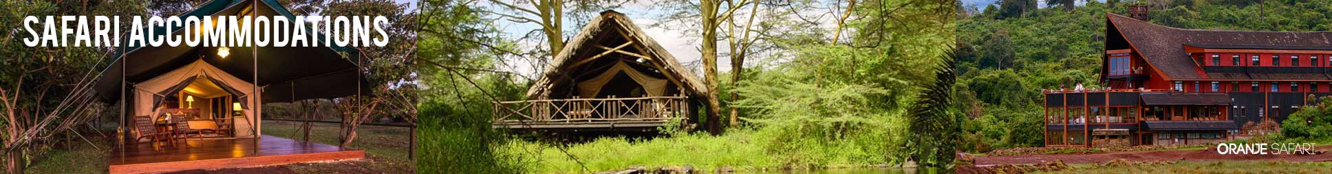 safari accomodations banner