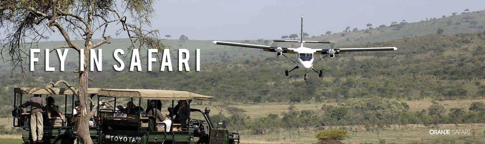 fly in safari kenya