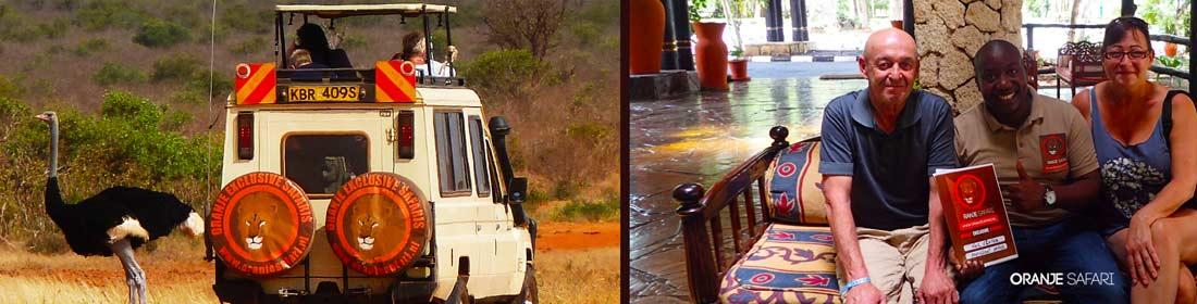 safari kenya banner