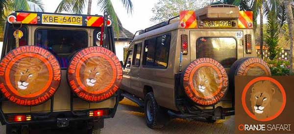 safari jeeps kenya