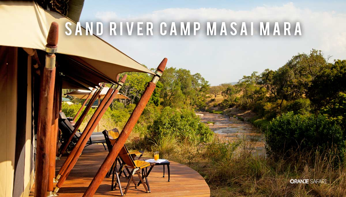 sand river camp masai mara